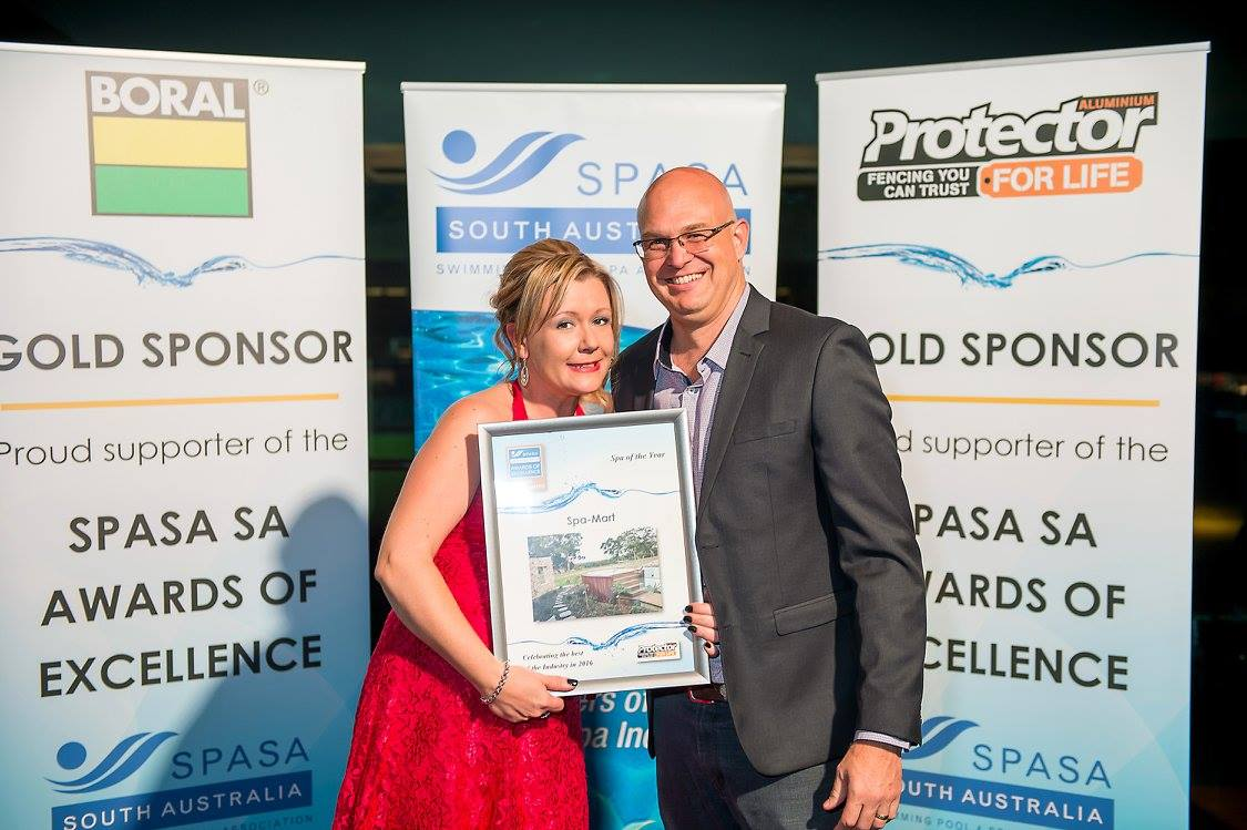 SPASA Awards of Excellence 2016