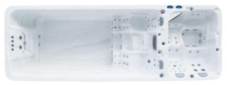 5.9 Metre Duo Extra Depth Pro Platinum Swim Spa